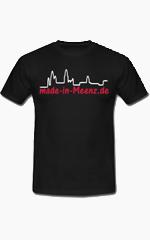 made-in-meenz.de | Männer T-Shirt klassisch im Shop erhältlich